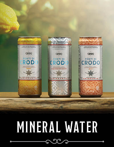 Crodo mineral water link